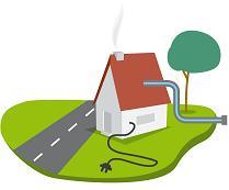 maison - PLU - Plan local d'urbanisme et permis de construire - Procédures - La Bâtie-Montgascon