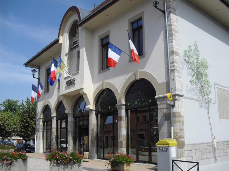 Le mot du maire - La Bâtie-Montgascon, photo de la mairie