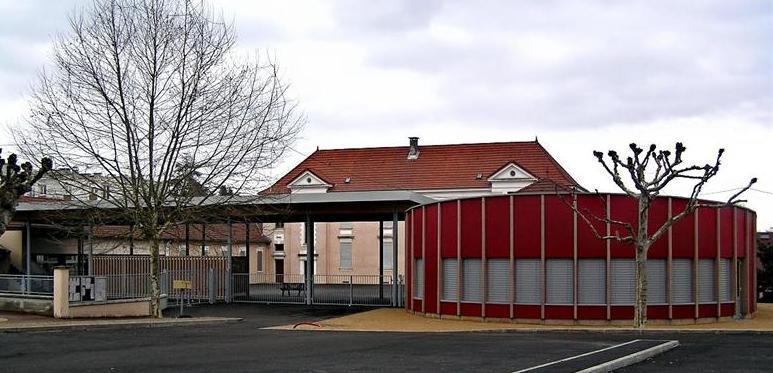 Ecole de la Bâtie-Montgascon