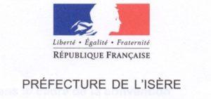 Arrêté Préfectoral modifiant l AP 38-2019-06-06-006 relatif à l'ouverture et à la clôture de la chasse pour la campagne 2019-2020 dans l Isère