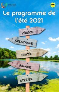 LE PROGRAMME DE L ÉTÉ 2021 A LA MJC DES ABRETS EN DAUPHINE