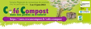 PROGRAMME DES  OUVERTURES DE JARDINS dans le cadre de l opération CAFÉ COMPOST